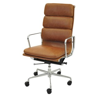 Latitude Run Botsford PU High Back Office Executive Chair