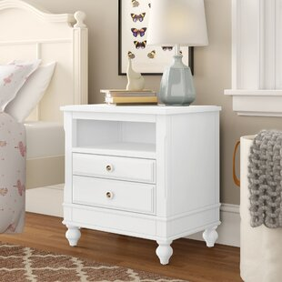 Nickelsville 2 Drawer Nightstand