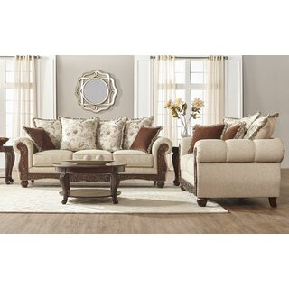 Allmon Configurable Living Room Set by Fleur De Lis Living SKU:AC282938 Information