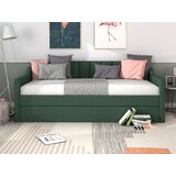 Mackey Twin Daybed with Trundle by Everly Quinn