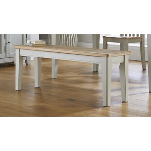 Rosemond Wood Bench By August Grove