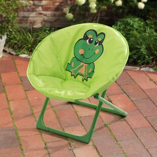 Comparison Nathanial Frog Kids Novelty Chair ByZoomie Kids