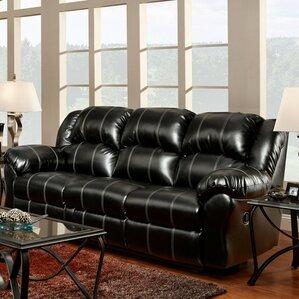 Nash Reclining Sofa by Red Barrel Studio