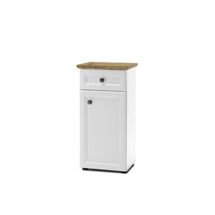 Alverta 41cm X 83cm Free-Standing Cabinet By August Grove