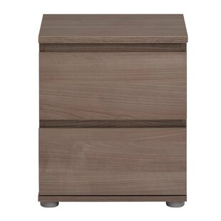 Norwell 2 Drawer Nightstand by Zipcode Design