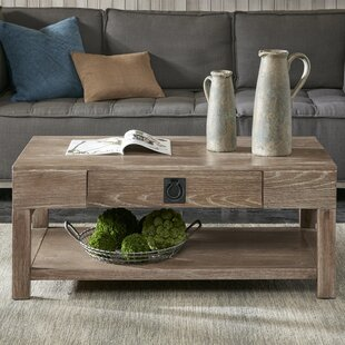 Madiun Coffee Table with Storage