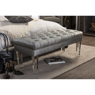 Edna Upholstered Bench by Wholesale Interiors Spacial Price