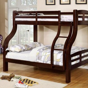 Kahle Twin Over Full Standard Bed by Harriet Bee