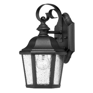 Christiane LED Outdoor Wall Lantern by Darby Home Co