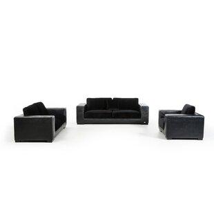 Cana 3 Piece Living Room Set