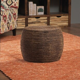 Check Prices Naples Seagrass Stool By Birch Lane™