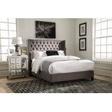 Greig Fully Upholstered Standard Bed by Alcott Hill®