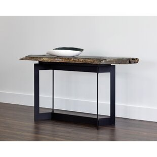 Shop For Wyatt Console Table By Sunpan Modern