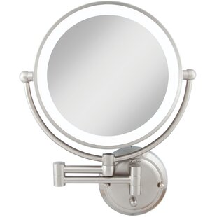 Round Makeup Wall Mirror By Darby Home Co