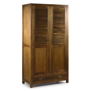 Guildhall 2 Door Wardrobe By Bay Isle Home