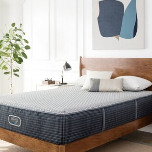 Beautyrest Silver 13 inch  Firm Hybrid Mattress and Box Spring