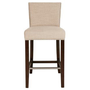 Ahren 30 Bar Stool Red Barrel Studio