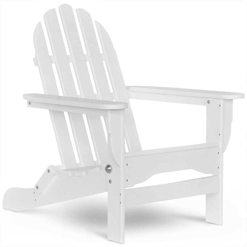 Surprising Paterson Plastic Folding Adirondack Chair Home Interior And Landscaping Ferensignezvosmurscom