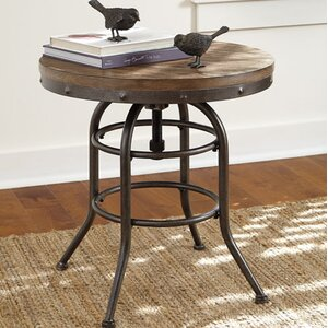 Viviers End Table
