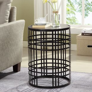 Vestal End Table by Williston Forge