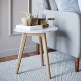 Drubin 3 Legs End Table by George Oliver