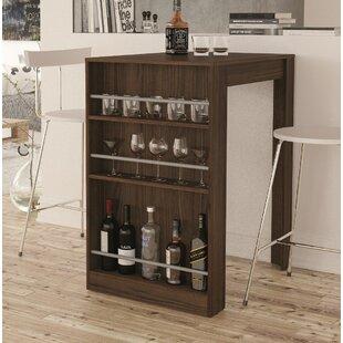 Hedley Pub Table Ebern Designs