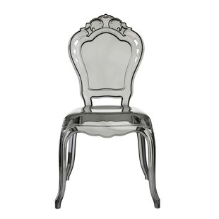 Mccroskey Premium Fashion Acrylic Princess Dining Chair (Set of 4) By House of Hampton
