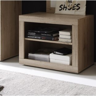 Jamarion Wood Storage Bench By 17 Stories