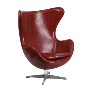 Orren Ellis Baxley Lounge Chair with Tilt-Lock Mechanism
