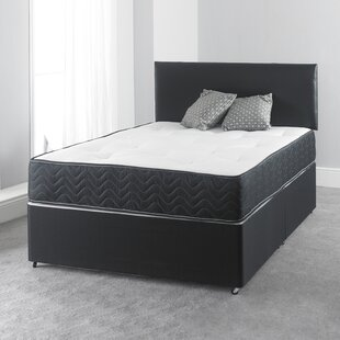 Klose Semi Orthopaedic Coilsprung Divan Bed By 17 Stories