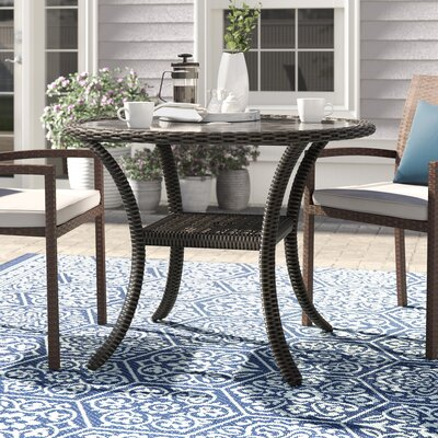 Bennington Bistro Table by Sol 72 Outdoor Today Only Sale