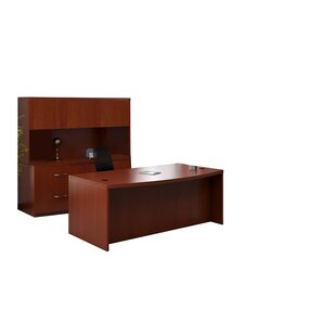 Aberdeen Series 3-Piece Standard Desk Office Suite