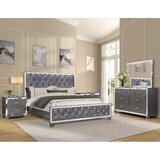 Deshong 5 Pieces Bedroom Set by House of Hampton