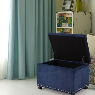 Charlton Home Riner Rectangular Storage O..