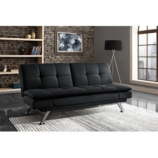Makenzie Convertible Sofa by Latitude Run