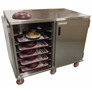 2 Door Economy Patient Tray Cart by Carter-Hoffmann