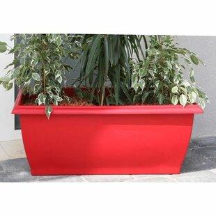 Bannan Plastic Plant Pot By Freeport Park