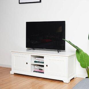 Martines Modern TV Cabinet Media Unit Storage TV Stand Shelf Media Console Furniture Home