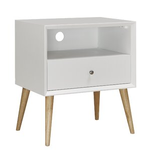 Blakeney End Table With Storage