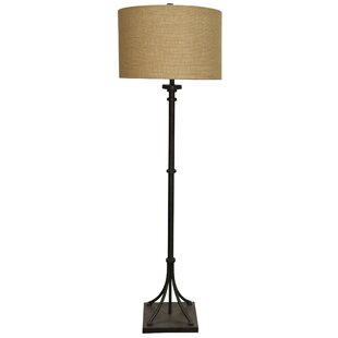 Compare & Buy Leininger Industrial Transitional Iron Base 64 Floor Lamp By Red Barrel Studio