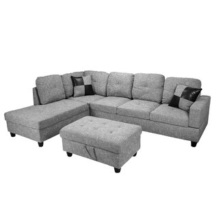 Microfiber Sectionals You\'ll Love in 2019   Wayfair