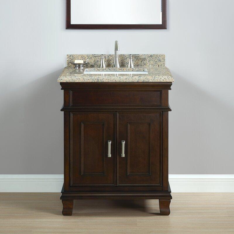 "Steubenville 28"" Single Bathroom Vanity Set"