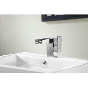 ANZZI Zhona Single Hole Bathroom Faucet with Drain Assembly