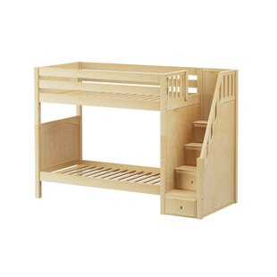 Big Save Wopper Twin over Twin Bunk Bed by Maxtrix Kids Reviews (2019) & Buyer's Guide