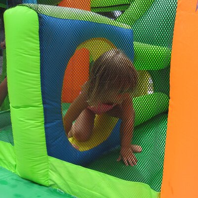 Endless Fun 11-in-1 Inflatable Water Bounce House Kidwise