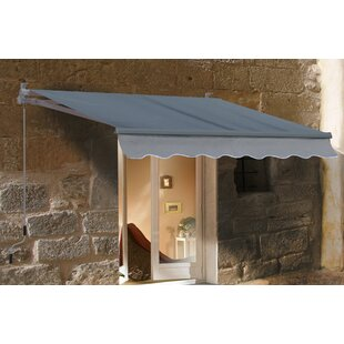 W 2 X D 1.5m Door Awning By Quick-Star