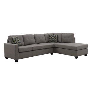 Babineau Sectional by Ebern Designs Best #1