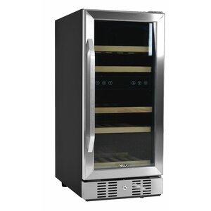 29 Bottle Dual Zone Built-In Wine Cooler