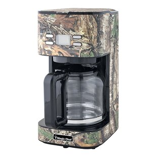 12-Cup Realtree Extra Coffee Maker