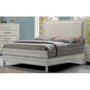 Rosecliff Heights Claude Upholstered Panel Bed